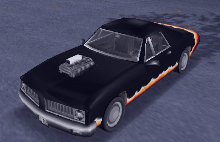 Gta vice city police drift show bug - 1 6